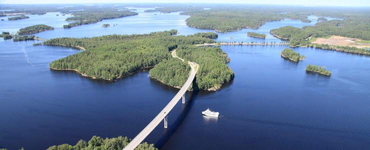 Saimaa, kuvaoikeudet: Visit Finland & Go Saimaa