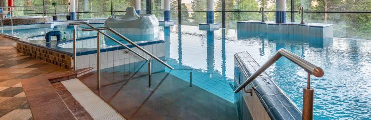 Scandic Laajavuoren kylpylä Jyväskylässä