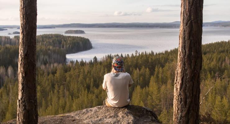Hyyppäänvuori. Kuvaoikeudet: Visit Jyväskylä / Moose Hurskainen